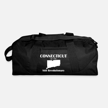 Revolutionary connecticut est 1788 Still Revolutionary - Duffle Bag