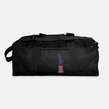 Red White And Blue Red White And Blue - Duffle Bag