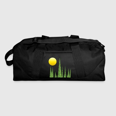 Evergreen Landscape - Duffel Bag