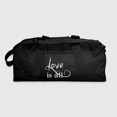 Love is all - Help Affection - Duffel Bag