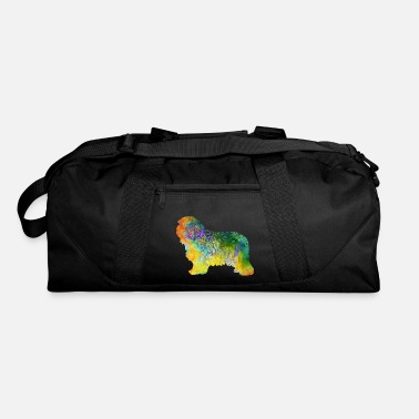 Bearded Collie Bearded Collie - Duffle Bag