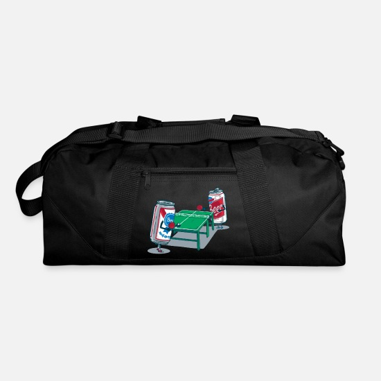 Digital Bags & Backpacks - Beer Pong - Duffle Bag black