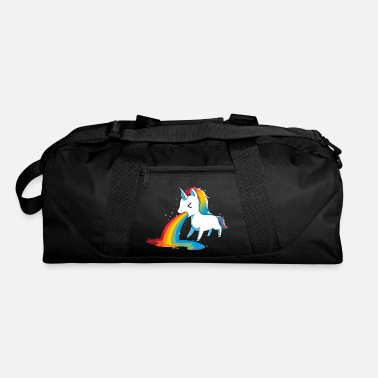 Pony where rainbows my pony - Duffle Bag