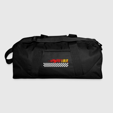 Fire - Duffel Bag