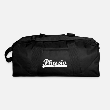 Physiotherapist Physiotherapy Sportsteam - Duffle Bag