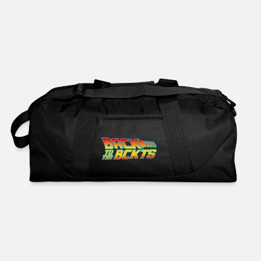 Uncle BACK TO THE BCKTS LOGO - Duffle Bag