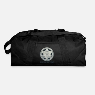 Geometry Sacred Geometry - Duffel Bag
