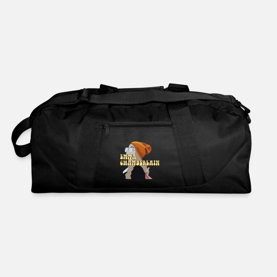 Emma Bags & backpacks - EMMA CHAMBERLAIN MERCH - Duffle Bag black