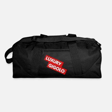 Luxury Luxury Gigolo - Duffel Bag