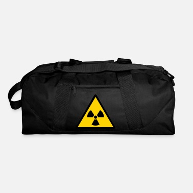 Nuclear nuclear warning - Duffel Bag