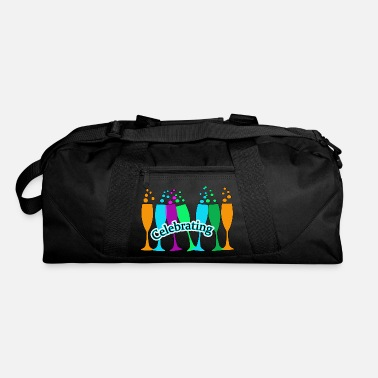 Celebrate Celebrating - Duffle Bag