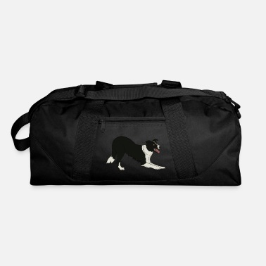 Border Collie Border Collie - Duffle Bag