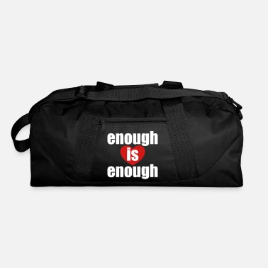 Sayings SAY NO - Duffel Bag