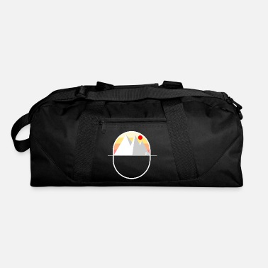 Alps alps logo - Duffle Bag