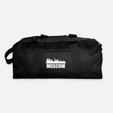Moscow Moscow Skyline - Duffel Bag