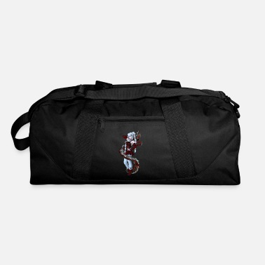 Manga Red Manga Dragon - Duffel Bag