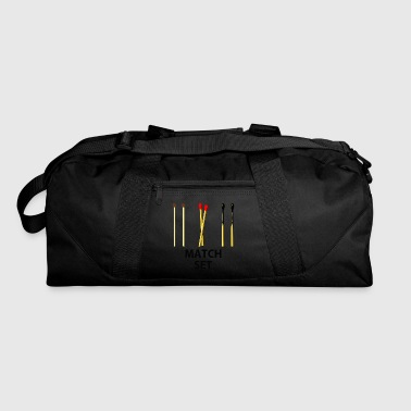 MATCH SET - Duffel Bag