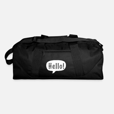 Hello Hello! - Duffel Bag