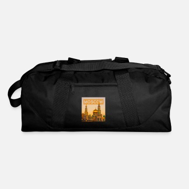 Moscow moscow sundw - Duffel Bag