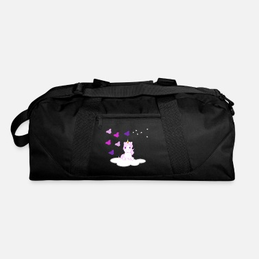 Tempest Unicorn Butterfly and Stars - Duffel Bag