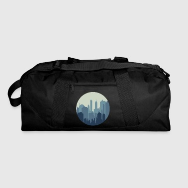 City | Skyline Skyscraper - Duffel Bag