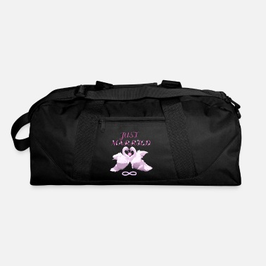 Bliss Just Married - Duffel Bag