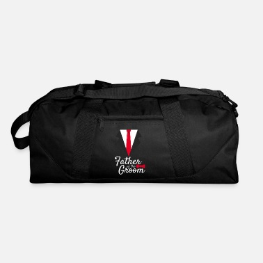 Wedding Party Bachelor Party Wedding Father of the Groom - Duffel Bag
