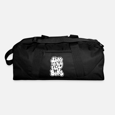 Pay Skills to pay the bills yah - Duffle Bag