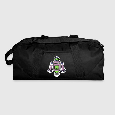 Robot - Duffel Bag