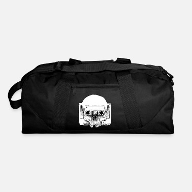 Audio Audio Skull - Duffel Bag