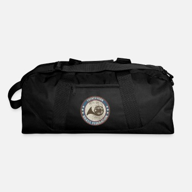 Horns horn horn instrument - Duffle Bag