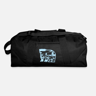 North Pole Polar Bear North Pole - Duffel Bag
