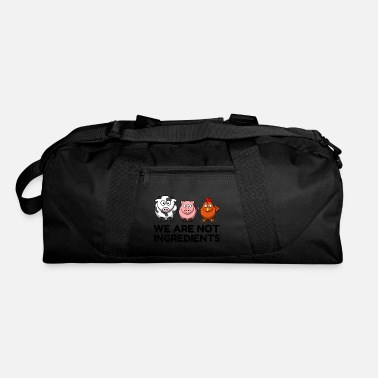 Ingredient NOT INGREDIENTS - Duffle Bag