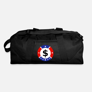 Chip poker chip - Duffle Bag