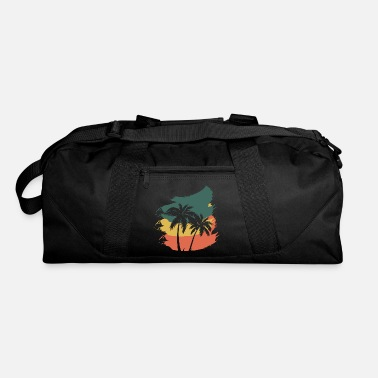Palm Trees Palm Tree Brush - Duffel Bag