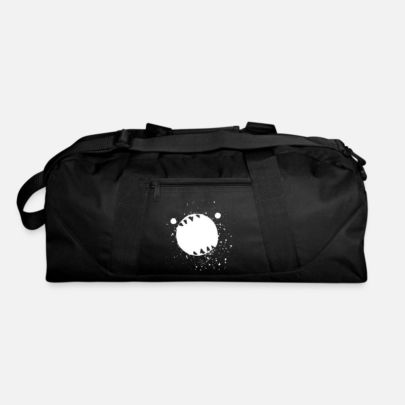Birthday Bags & backpacks - Monster - Duffle Bag black