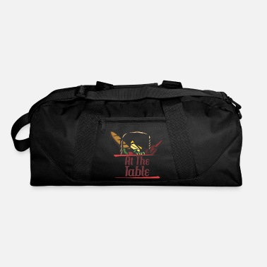 Table At The Table - Duffle Bag