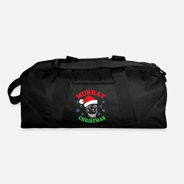 Hurray Hurray Christmas T Shirt - Duffel Bag