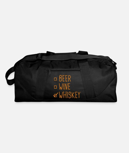 Drink Team Bags & Backpacks - Delicious Drink - Duffle Bag black