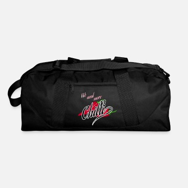 Chilly Chilli - Duffle Bag