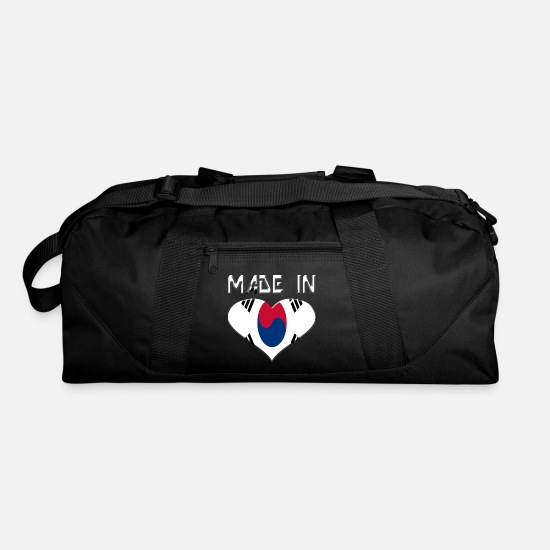 South Bags & Backpacks - South Korea - Duffle Bag black