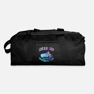Motorcycle Motorcycling - Duffel Bag