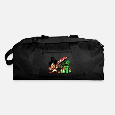 Game Over Game Over Man Game Over - Duffle Bag