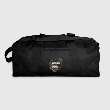 Evergreen MONDAY WEAR - Duffel Bag