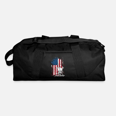 Worker Iron Worker Flag Shirt - Duffle Bag