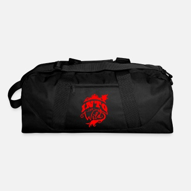Wild Into The Wild - Duffel Bag