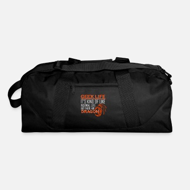 Role Playing Game Role Playing Games Lover Kind Life Dragon - Duffel Bag