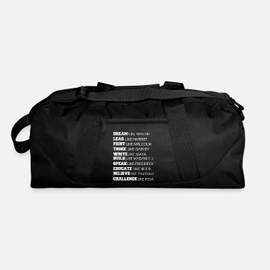 Power BLACK POWER BLACK HISTORY MONTH - Duffle Bag