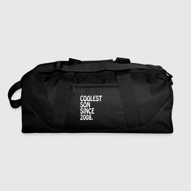 Cool Son Coolest Son 2008 Gift For Young Son Mom To Son - Duffel Bag