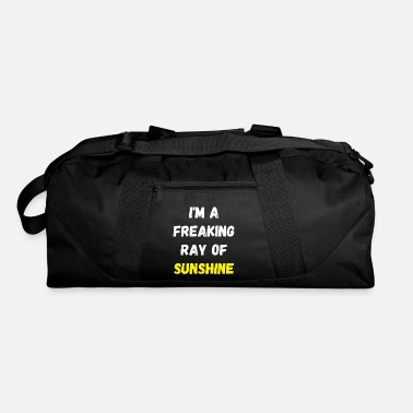 Sunlight Ray Of Sunshine Sun Sunlight Funny Gift - Duffel Bag